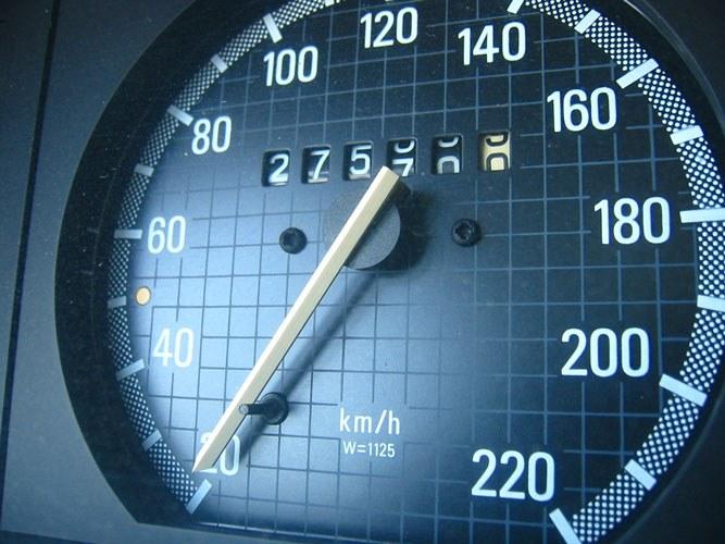 Машины патрульных будут определять скоростной режим других авто