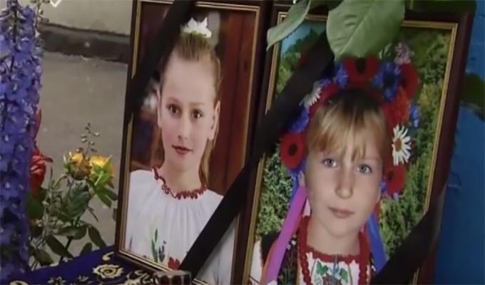 Жуткие подробности гибели двух девочек под Киевом