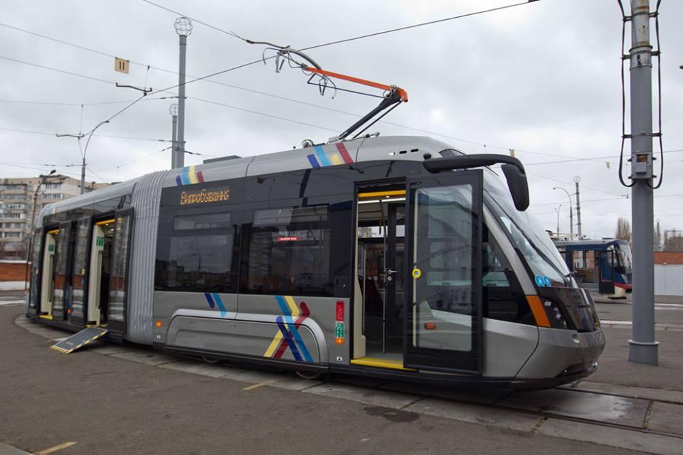 Власти Киева продлят Борщаговскую линию трамвая