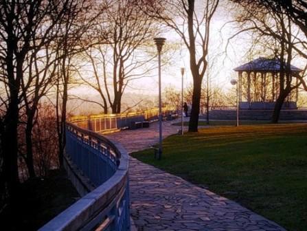 """Кличко рассказал, когда откроется обновленный парк """"Владимирская горка"""""""