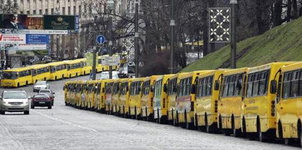 Транспортное подорожание в Киеве: увеличится стоимость проезда и в маршрутках