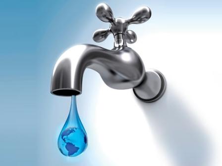 В трех районах Киева временно отключат водоснабжение