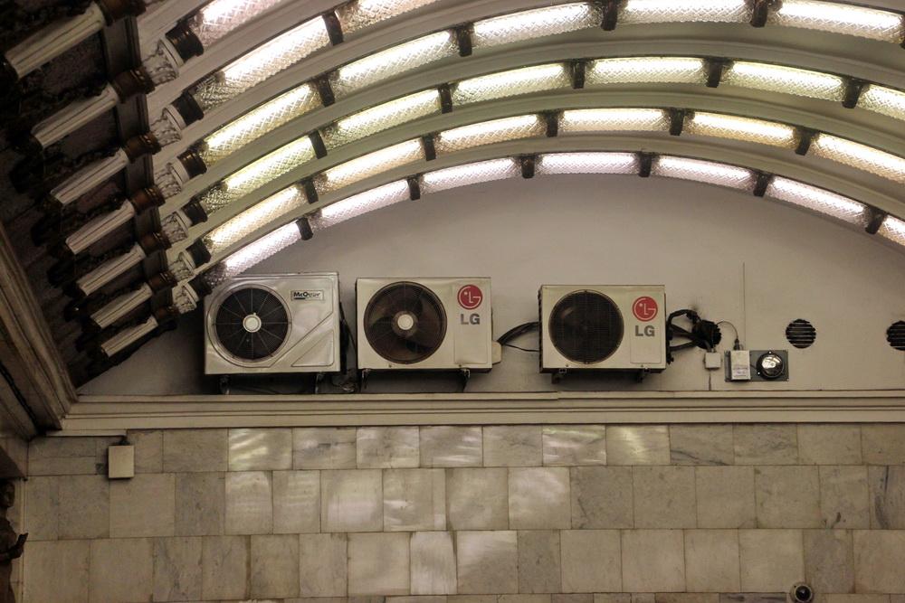 Потный метрополитен: стало известно, почему в вагонах не будет кондиционеров