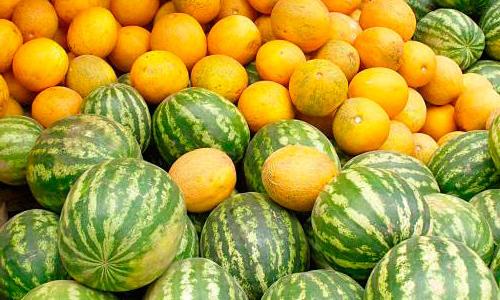 Киевлян призывают не покупать арбузы и дыни на стихийных рынках