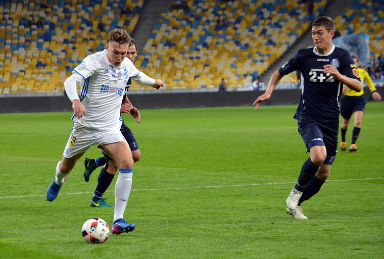 Хацкевич начинает сезон с победы над Одесской командой