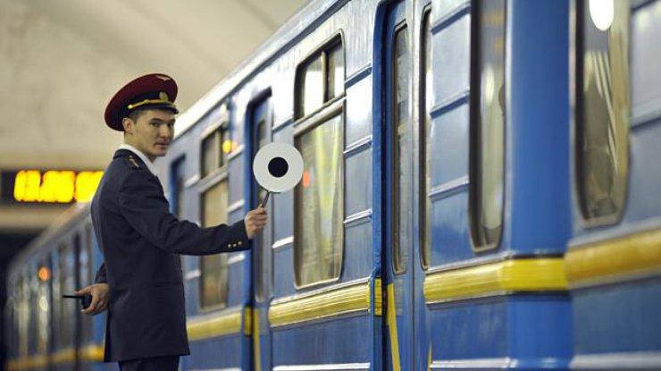 Бабушек и дедушек из пригородов киевский метрополитен возить бесплатно не будет