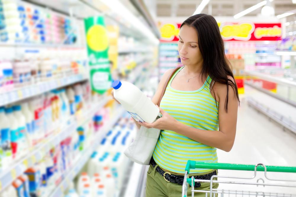 Влияние магазинных продуктов на кожу