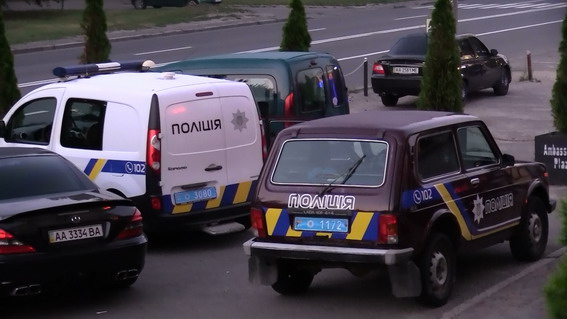 В киевском отеле поножовщина: погиб мужчина