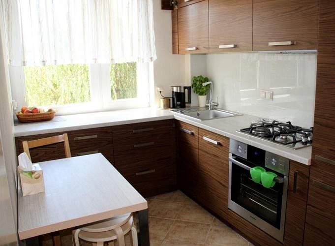 7 советов для организации пространства на маленькой кухне