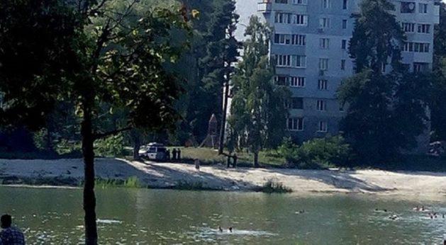 На Киевщине утонул мужчина. Тело искали два дня