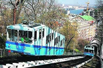 Киевский фуникулер будет работать еще один год