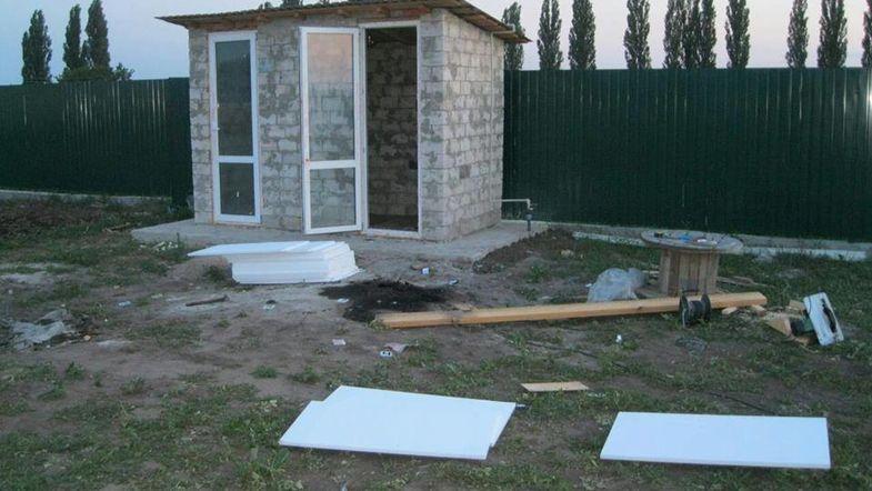 На Киевщине у молодой пары в уборной взорвалась хлебница