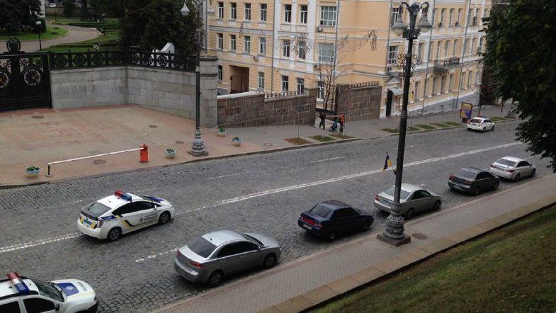 Взрыв в центре Киева: не теракт, а хулиганство