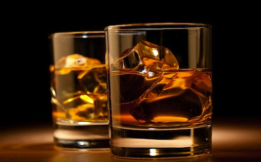 Какие сорта виски любят киевляне?
