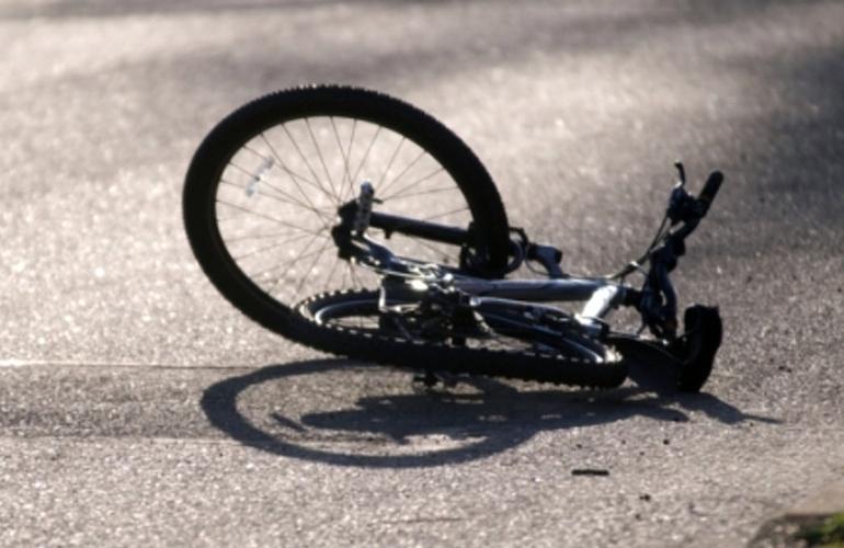 Экипаж патрульной полиции сбил 7-летнего мальчика на велосипеде
