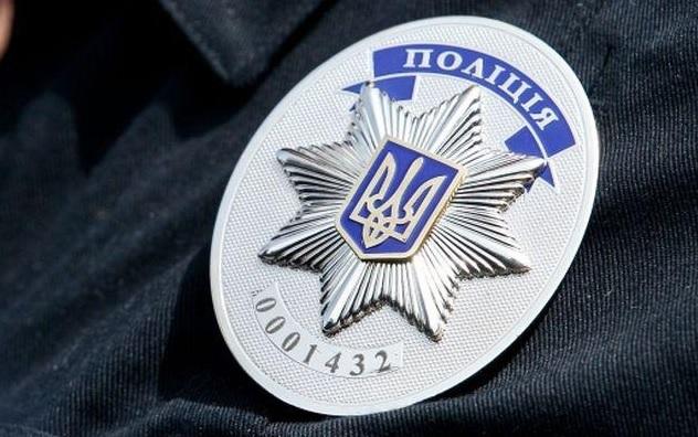 """Под Киевом полицейским пришлось поработать """"скалолазами"""""""