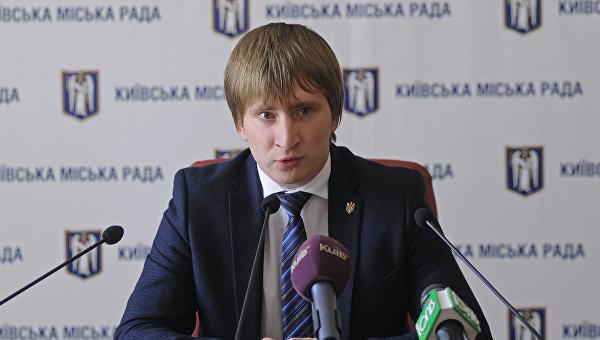 """Кличко уволил своего """"бездипломного"""" работника КГГА"""
