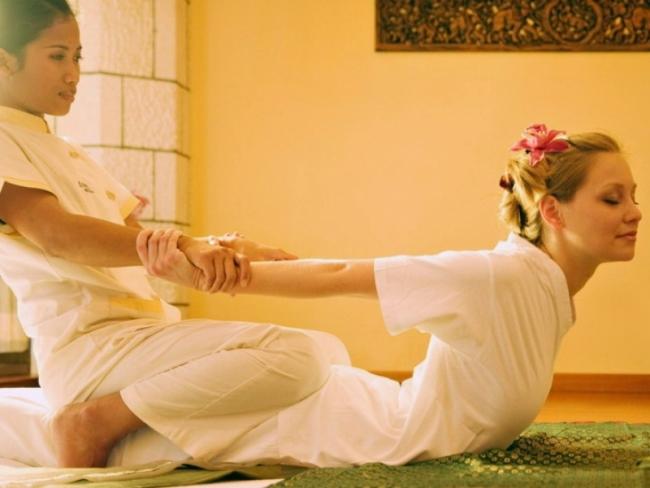 Особенности проведения тайского массажа в Киеве