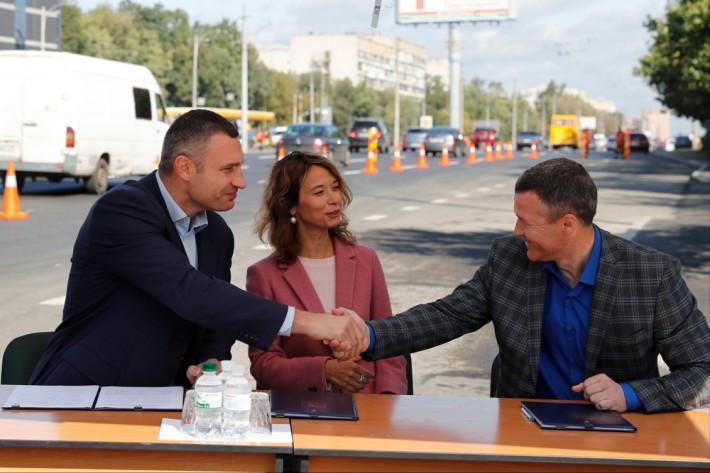 За ремонтом столичных дорог будут следить эксперты-международники