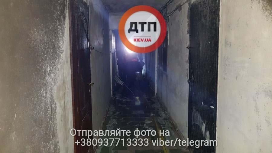 Жуткий пожар в многоэтажке: погиб ребенок