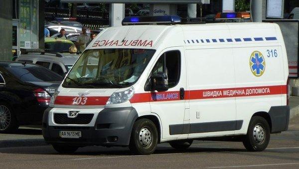 В комнате отдыха для охраны в Киеве умер маленький ребенок