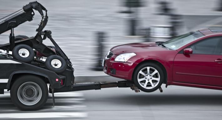 В КГГА надеются получить право принудительной эвакуации авто