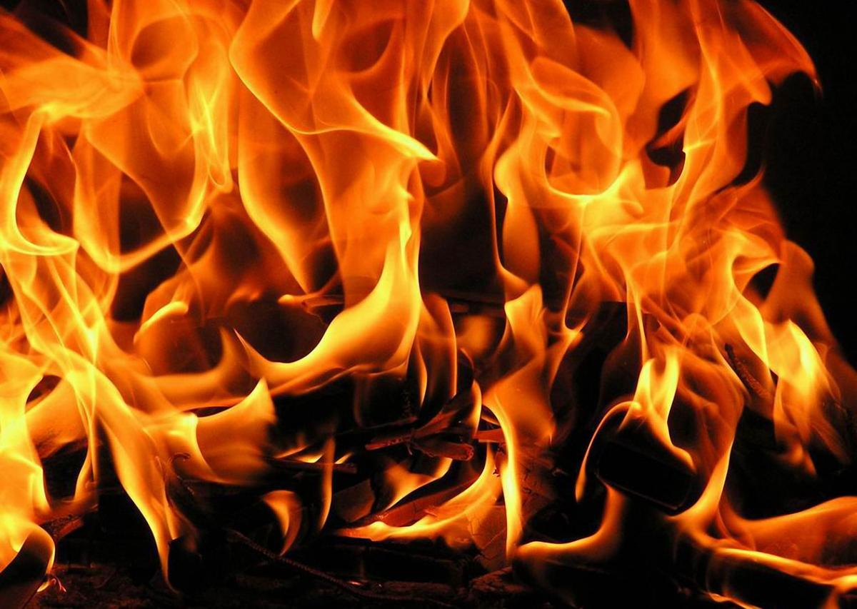 В университете пищевых технологий сгорел преподаватель