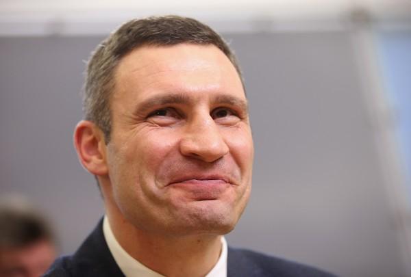 Кличко анонсировал строительство нового моста в Киеве