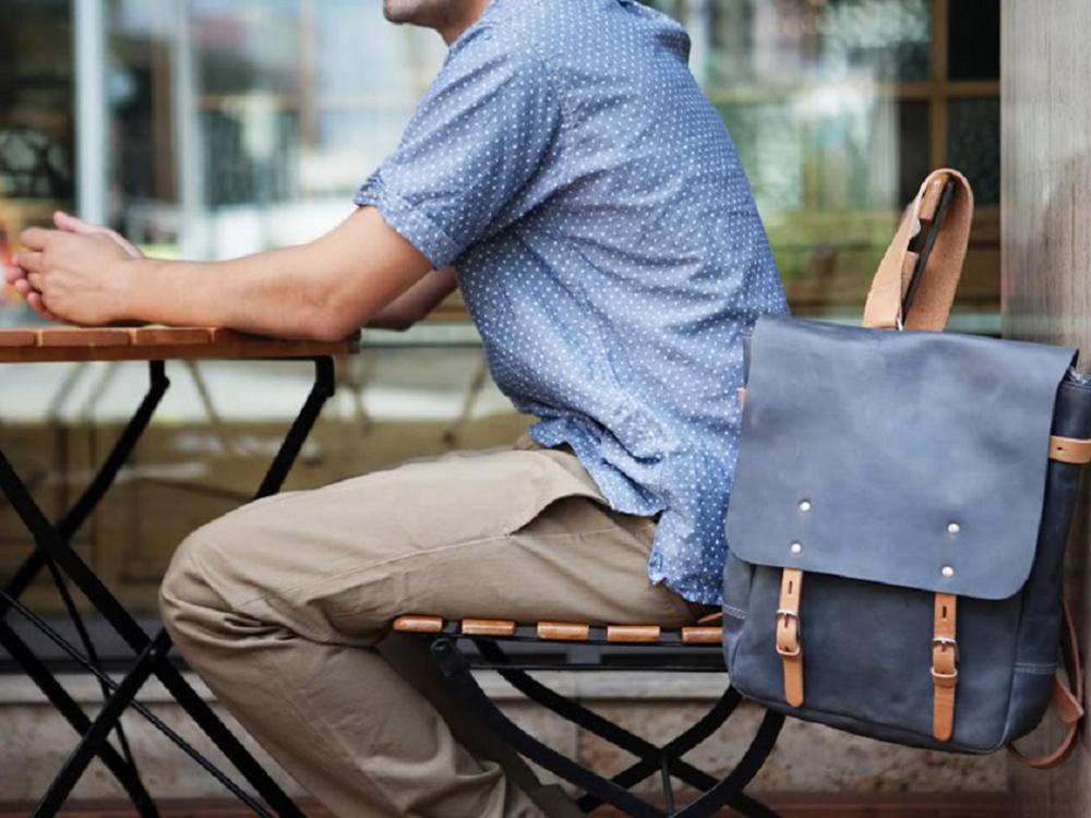 Модные модели мужских кожаных сумок осенне-зимнего периода 2017 года