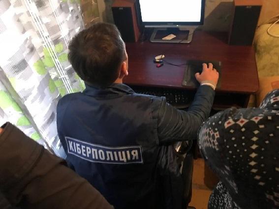 В Киеве разоблачили распространителей запрещенного видеоконтента