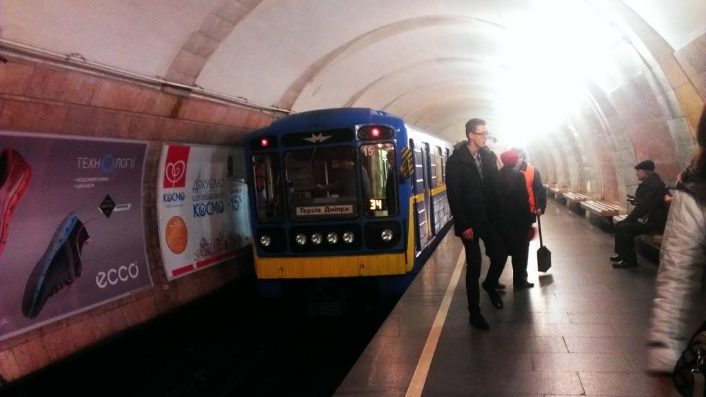 Киевлянину могут впаять пожизненный срок за ранение работника метро