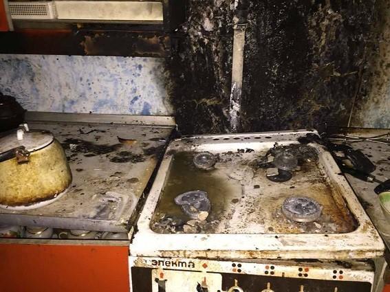 Горе-газовщик устроил взрыв в киевской квартире