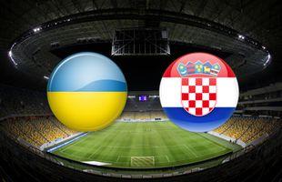 Матч сборных Украины и Хорватии закончился смертельной трагедией