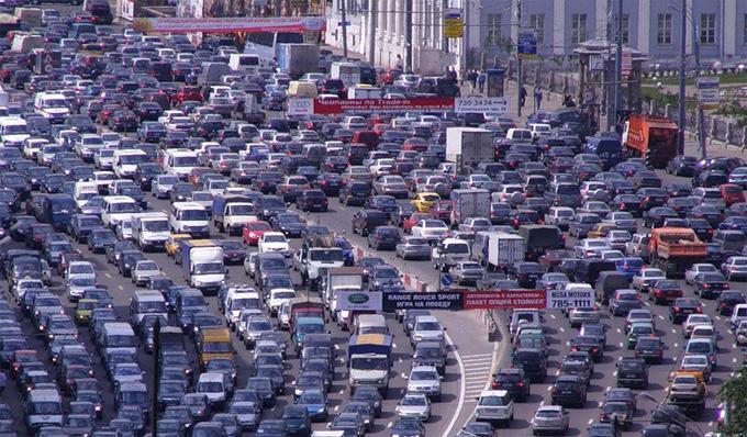 Кличко сообщил, как избавиться от транспортных заторов в Киеве