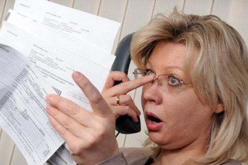 Киевляне начнут получать огромные счета за ЖКХ из-за отопления