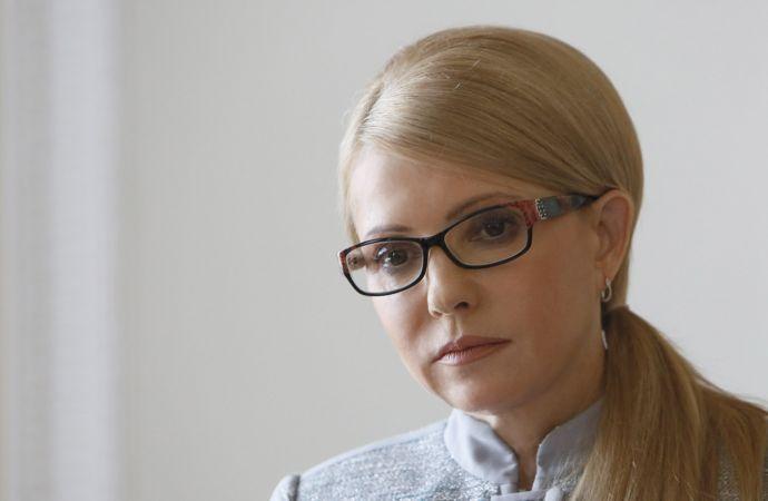 Украинцы должны отстаивать свои права - Юлия Тимошенко