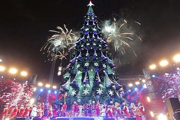 Новый год в Киеве: стало известно, какой будет елка