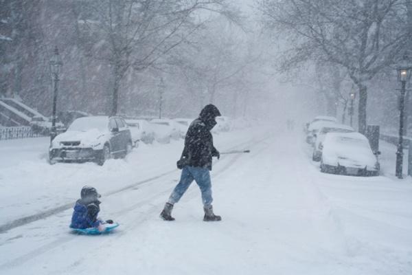 В конце ноября в Киеве начнется настоящая зима