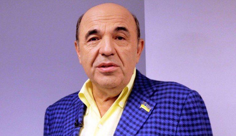 После Гонтаревой партия «За життя» пойдут к Продану - В.Рабинович