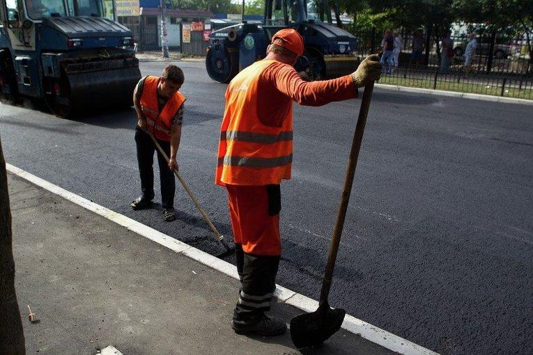В Киеве капитально отремонтируют улицы и станцию метро в Святошинском районе
