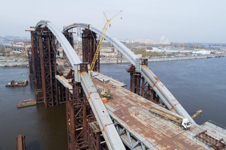 Мэр Киева объяснил, почему проезд по Подольско-Воскресенском мосту будет платным