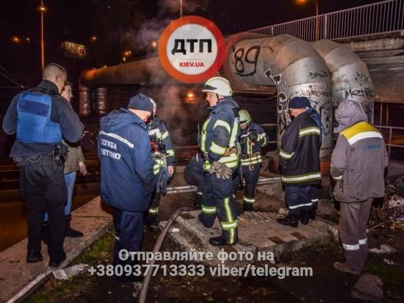 В Киеве бомжи чуть было не оставили без отопления жилые дома