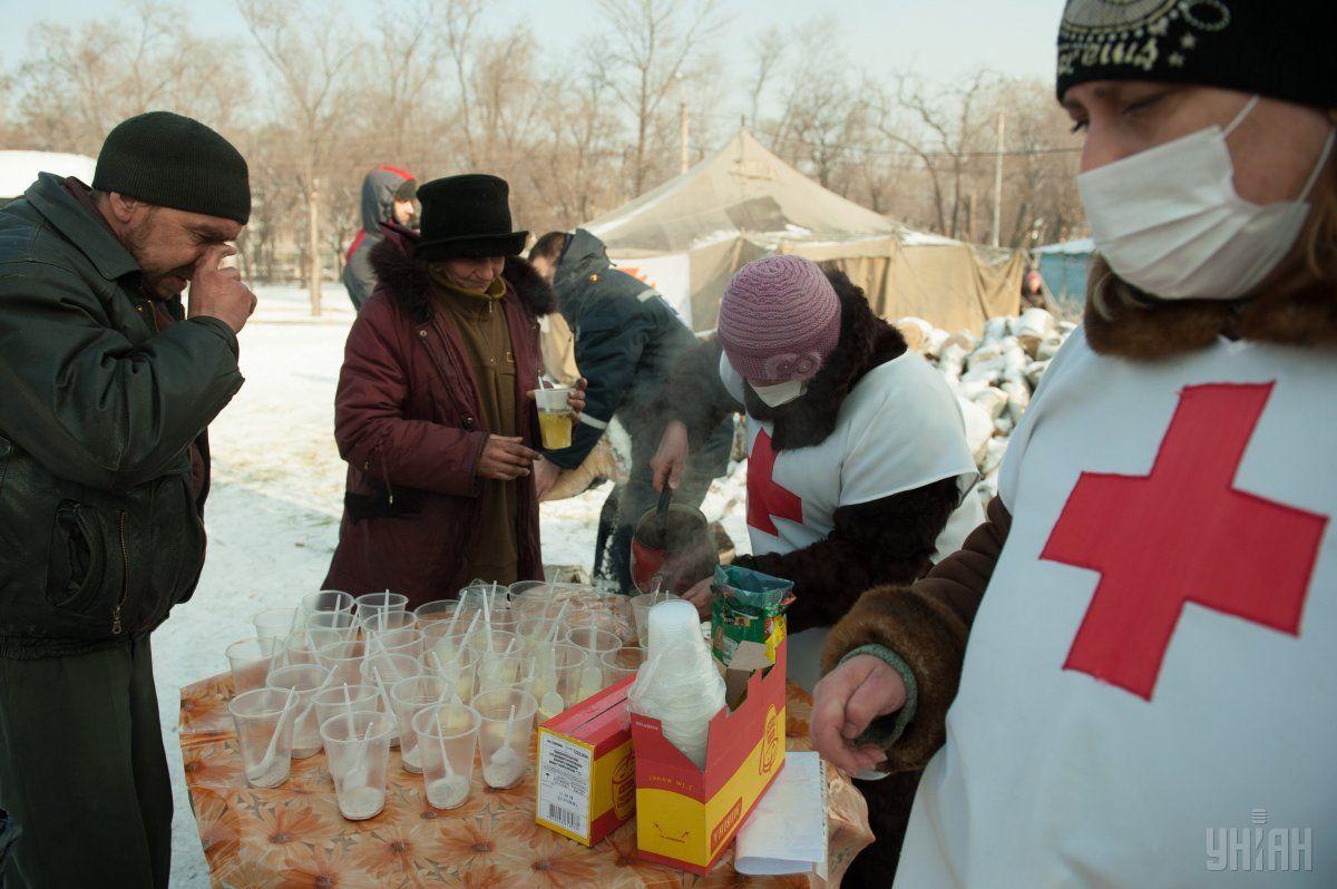 Столичные власти будут помогать бездомным в зимний период времени