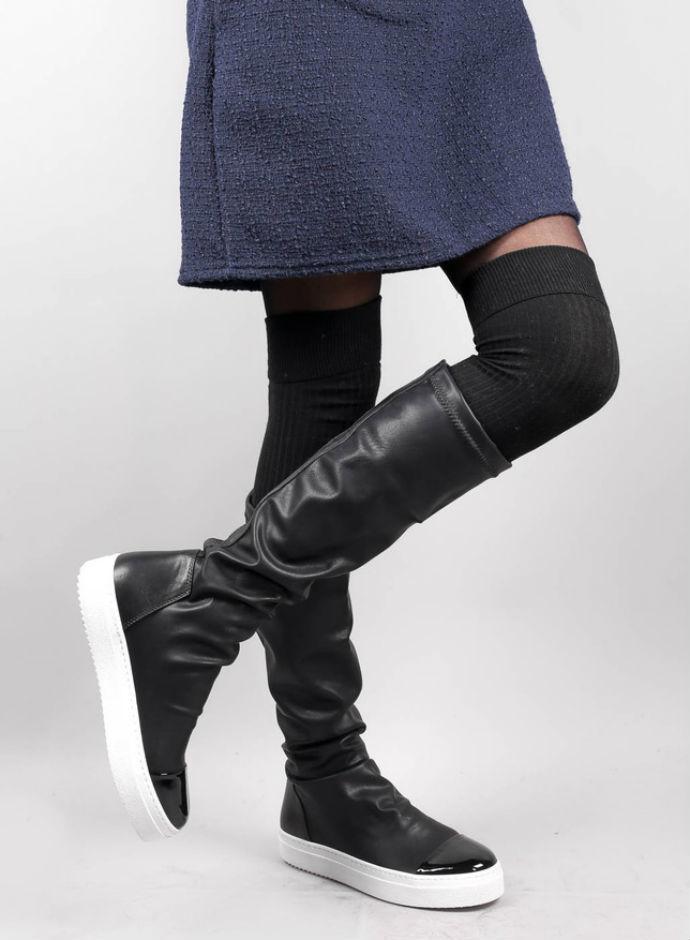 Черная пятница уже сегодня от FavoriteShoes: скидка на женские сапоги из новой коллекции 20%