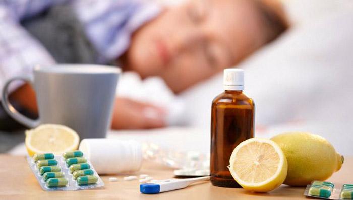 В Киеве стало больше больных гриппом и ОРВИ