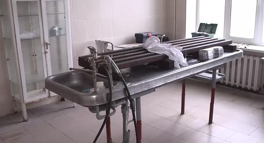 Невозможно похоронить: в морге Киева не выдают тела из-за холодных батарей