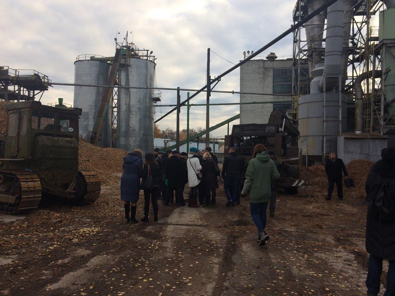 Фанерный завод отравляет жизнь киевлян