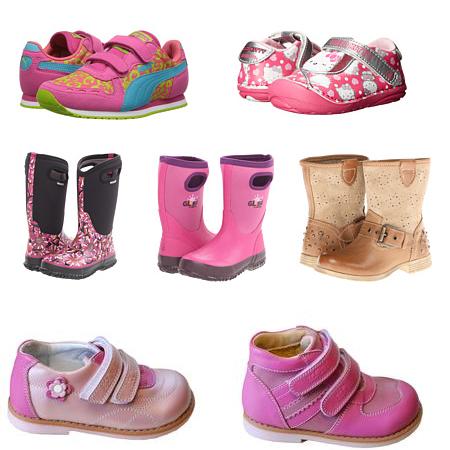 Детская обувь на сайте www.perlinka.ua