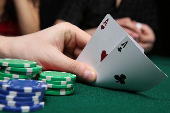 В Киеве могут легализовать азартные игры