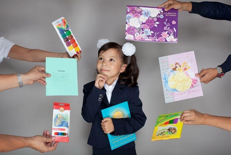 Как подготовить и собрать ребенка в школу?